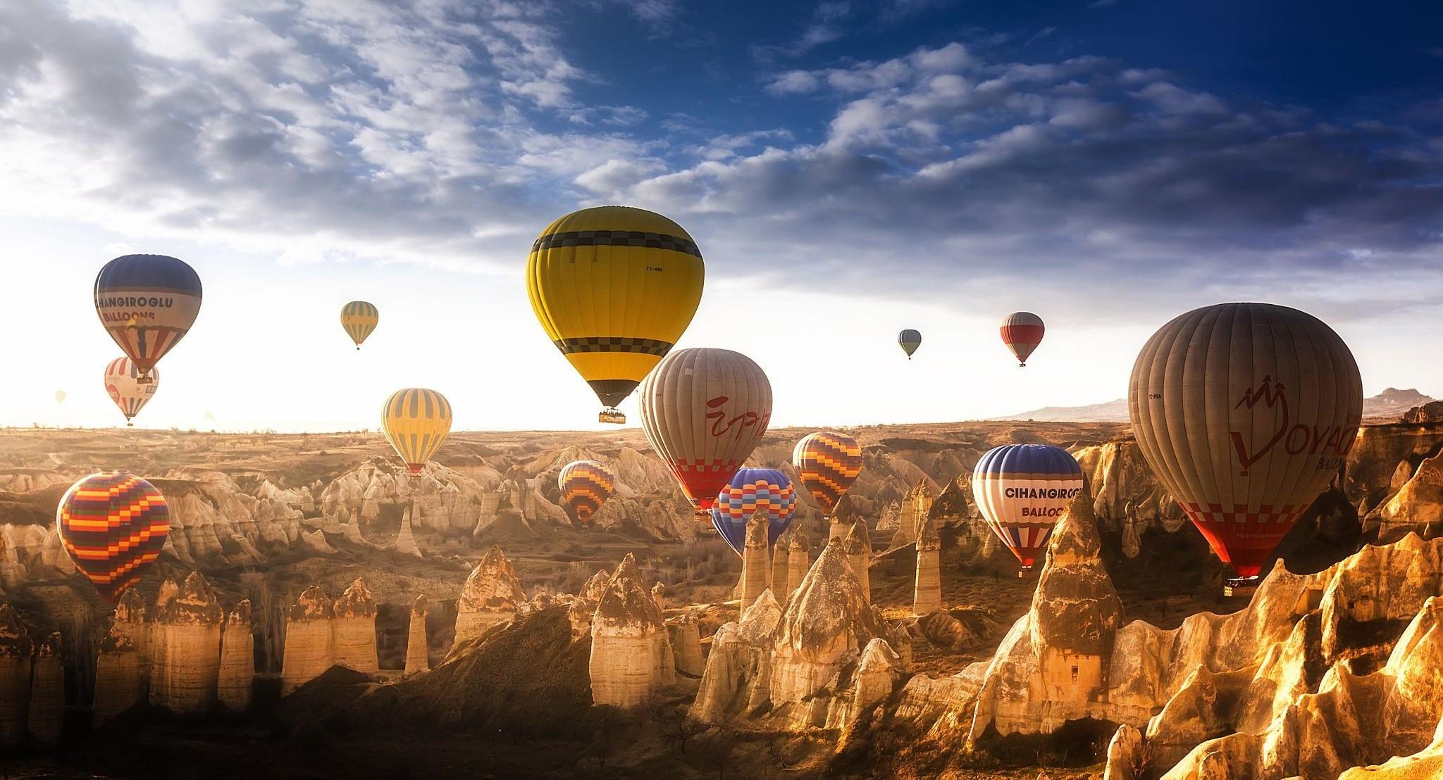 Goreme Balloon Ride (Comfort Class)