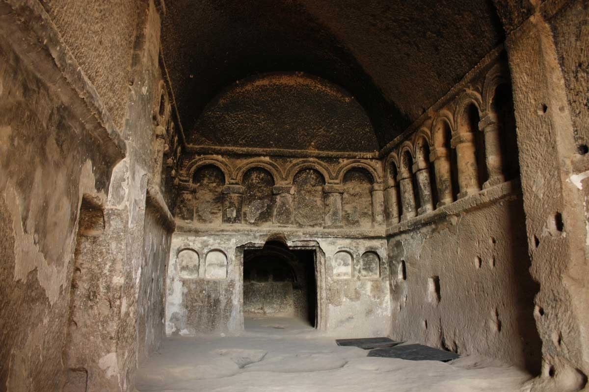 Cappadocia South Tour (Green Tour)