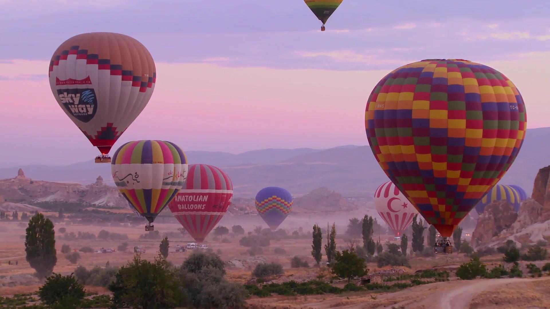 Deluxe Class Hot Air Balloon Tour