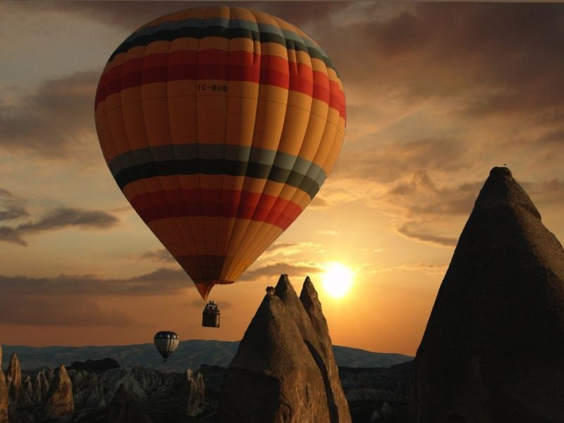 2 Nights 3 Days Cappadocia Tour from Istanbul