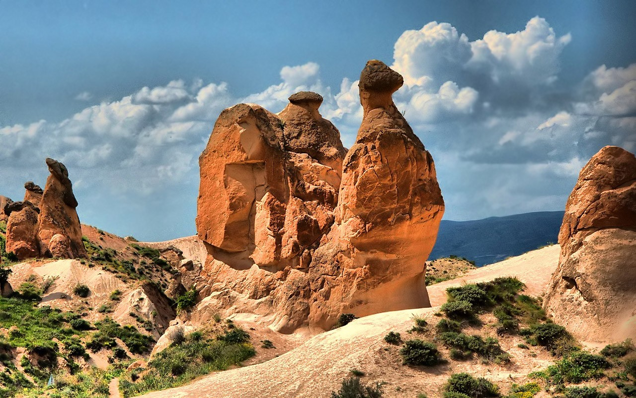 Cappadocia North Tour (Red Tour)
