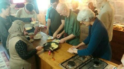 Cappadocia Home Cooking Class