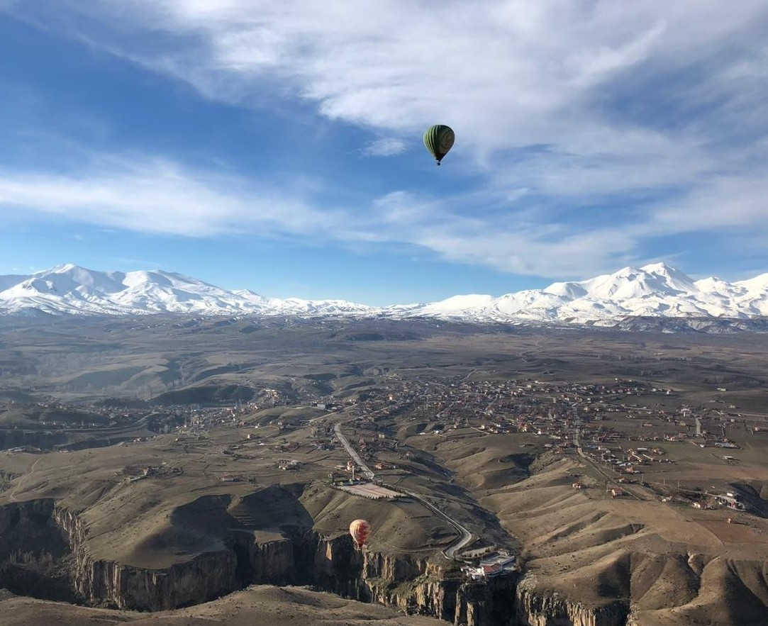 Ihlara Valley Balloon Ride (Economy Class)